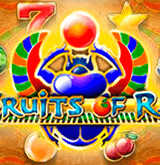 Игровой автомат Fruits Of Ra – играйте онлайн с бонусами