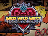 Игровой аппарат Wild Wild West: The Great Train Heist